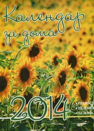Календар за дома 2014