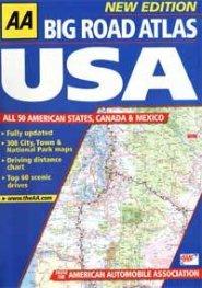 Big Road Atlas: USA