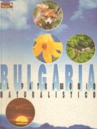 България природно наследство - италиански език