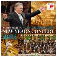 NEW YEAR'S CONCERT 2015 - VIENNA PHILHARMONIC 2CD