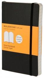 Бележник Moleskine Ruled Notebook Soft Cover Pocket [Journal] [7100]