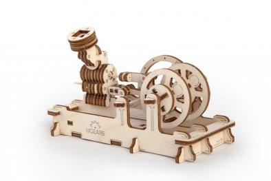 3D Механичен Пъзел - Двигател 120129