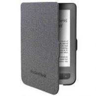 """Pocketbook Shell Cover - калъф за 6"""" за ел. книга /четец/ сив"""