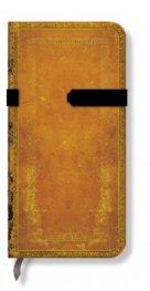 Бележник Paperblanks Saddleworn Slim, Lined / 5941