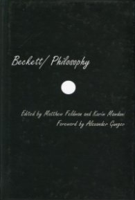 Beckett/ Philosophy