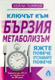 Ключът към бързия метаболизъм: Яжте повече, отслабвайте повече