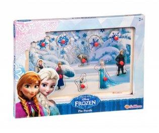 Замръзналото кралство - Пин пъзел 100003371