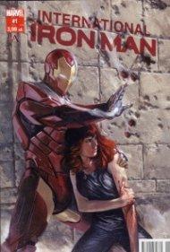 Marvel #1: International Iron Man