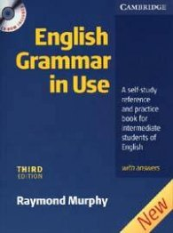 English Grammar in Use with CD. Fourth Edition / синя /