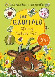 The Gruffalo: Spring Nature Trail