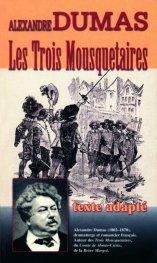 Les Trois Mousquetaires - Адаптиран текст