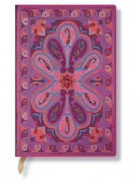Бележник Paperblanks Bukhara Mini, Lined/ 1437