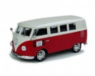 VW T1 Kombi (1955) in Red and White 840216