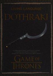 Living Language Dothraki: Game of Thrones