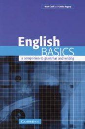English Basics a companion to grammar and writing