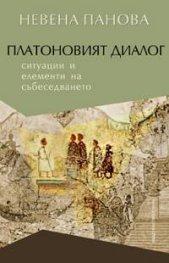Платоновият диалог. Ситуации и елементи на събеседването