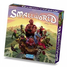Smallworld - Настолна игра