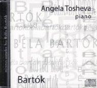 CD Бела Барток/Анжела Тошева, пиано