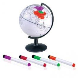 Глобус за оцветяване G1302