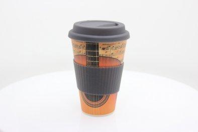 Еко чаша от бамбук Китара