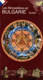 Les Monasteres en Bulgarie. Guide/ francais
