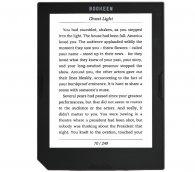 """Cybook Muse FrontLight 6"""" BOOKEEN електронна книга /четец/ черен CYBFT1F-BK"""