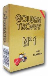 Карти за игра Modiano GoldenTrophy син